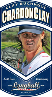 Clay Buchholz, Charity Wines